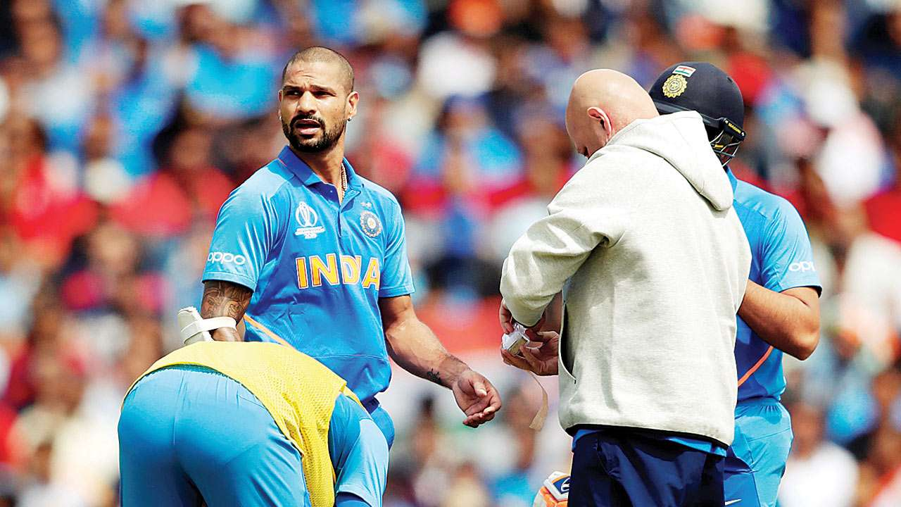 World Cup 2019: Who can replace injured Shikhar Dhawan? Experts reply